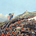 The Battle Of Alma On 20th September by Edmund Walker