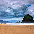 The Beautiful Cannon Beach by David Patterson