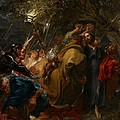 The Betrayal Of Christ by Anthony Van Dyck