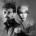 The Eurythmics by Paulette B Wright