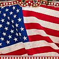 The Flag by Martin Bergsma