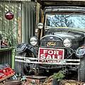 The Garage Sale by JC Findley