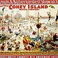 The Great Coney Island Water Carnival by Georgia Fowler
