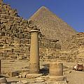 The Great Pyramids Giza Egypt  by Ivan Pendjakov
