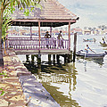 The Jetty Cochin by Lucy Willis