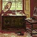 The Lawn Tennis Season, 1881 by Mary Hayllar
