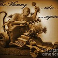 The Mummy Rides In Halifax by John Malone