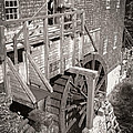The Old Saw Mill by Edward Fielding