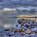 The Rocks by George Leontaras