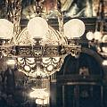 The Senate Chandeliers  by Lisa Russo
