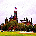 The Smithsonian by Bill Cannon