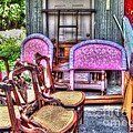 The Yard Sale by MJ Olsen