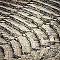 Theatre At Epidaurus by Gabriela Insuratelu