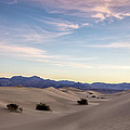 Three In The Sand by Jon Glaser
