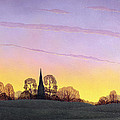 Towards Grandborough by Ann Brian