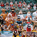 Toys And Nutcrackers For Sale by Ronda Broatch