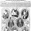 Union Soldiers Released  June 1864 by Daniel Hagerman