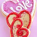 Valentine Hearts by Elena Elisseeva