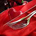 Valentine's Day Dinner by Mythja  Photography
