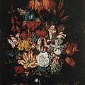 Vase Of Flowers by Abraham Bosschaert