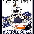 Victory Girls Of W W 1     1918 by Daniel Hagerman