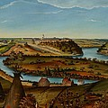 View Of Fort Snelling by Edward K Thomas