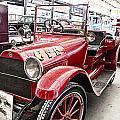 Vintage Studebaker Fire Engine by Douglas Barnard