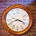 Wall Clock 1 by Douglas Barnett