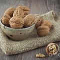 Walnuts by Sabino Parente