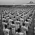 Wat Dhamma 1 by David Longstreath
