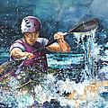 Water Fight by Miki De Goodaboom