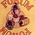 Wilt Chamberlain Vs. Kareem Abdul Jabbar by Retro Images Archive