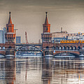 Winter Bridge by Nathan Wright