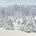 Winter In West Virginia by Benanne Stiens