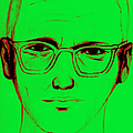 Zodiac Killer With Sign 20130213 by Wingsdomain Art and Photography