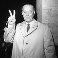 1964 Presidential Election. Lyndon by Everett
