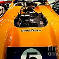 1972 Mclaren M20 Can-am Race Car by Wingsdomain Art and Photography