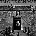 Castillo De San Marcos by David Lee Thompson