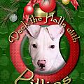 Deck The Halls With Pitbulls by Renae Laughner