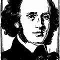 Felix Mendelssohn by Granger