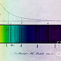 Fraunhofer Lines by Science Source