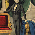 James Polk, 11th American President by Photo Researchers