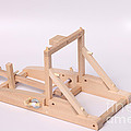 Model Catapult by Ted Kinsman