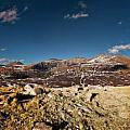 Mount Bierstadt Panorama by Richard Steinberger