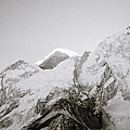 Mount Everest by Shaun Higson