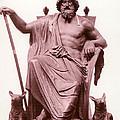 Odin, Norse God by Photo Researchers