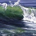 Wave 8 by Lisa Reinhardt