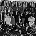 1960 Inaugural Ball. President Kennedy by Everett