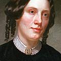 Harriet Beecher Stowe, American by Photo Researchers