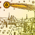 The Great Comet Of 1556 by Science Source